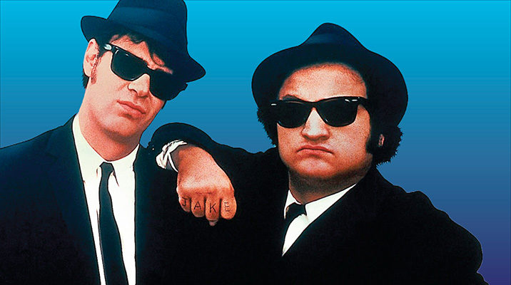"""RC Blues Brothers 716px 01 716x400 """"THE BLUES BROTHERS"""": IL CULT ANNI '80 INTRAMONTABILE"""