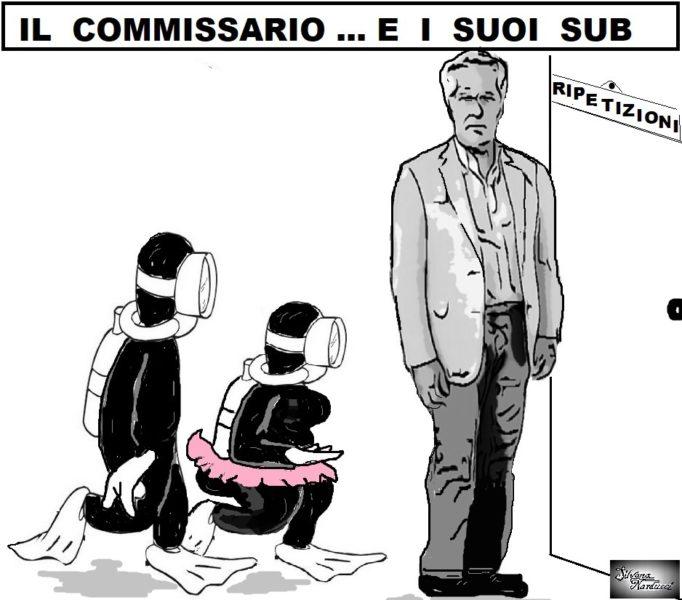 SU COMMISSARI 06.09.19 OSPEDALE, DELIBERE E…LA SINDROME DEL PROVVISORIO