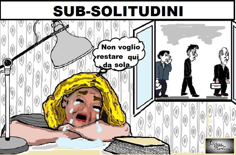 SUB SOLITUDINI 21.09.19 OSPEDALE, RIVOLUZIONE & MALUMORI...