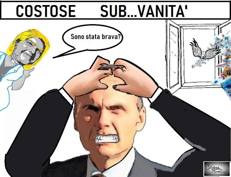 """SUB VANITA 01.10.19 OSPEDALE, I COSTI DELLA """"PAZZIELLA"""" SUBCOMMISSARIALE"""