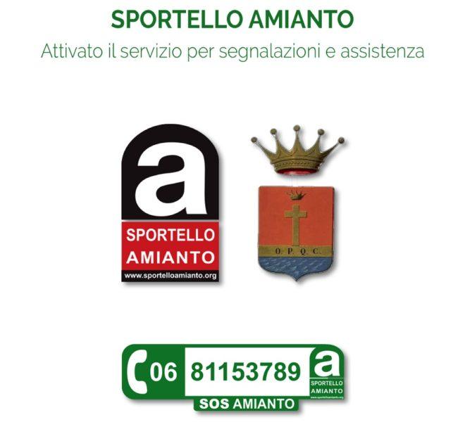 Sportello amianto SANTA MARIA CAPUA VETERE ADERISCE AL SERVIZIO SPORTELLO AMIANTO