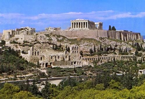 acropoli atene ALTERNANZA SCUOLA LAVORO: IL LICEO GIANNONE AD ATENE