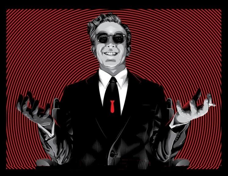 """hil dottor stranamore locandina poster cinefacts """"IL DOTTOR STRANAMORE"""": LA GENIALE SATIRA DI STANLEY KUBRICK"""