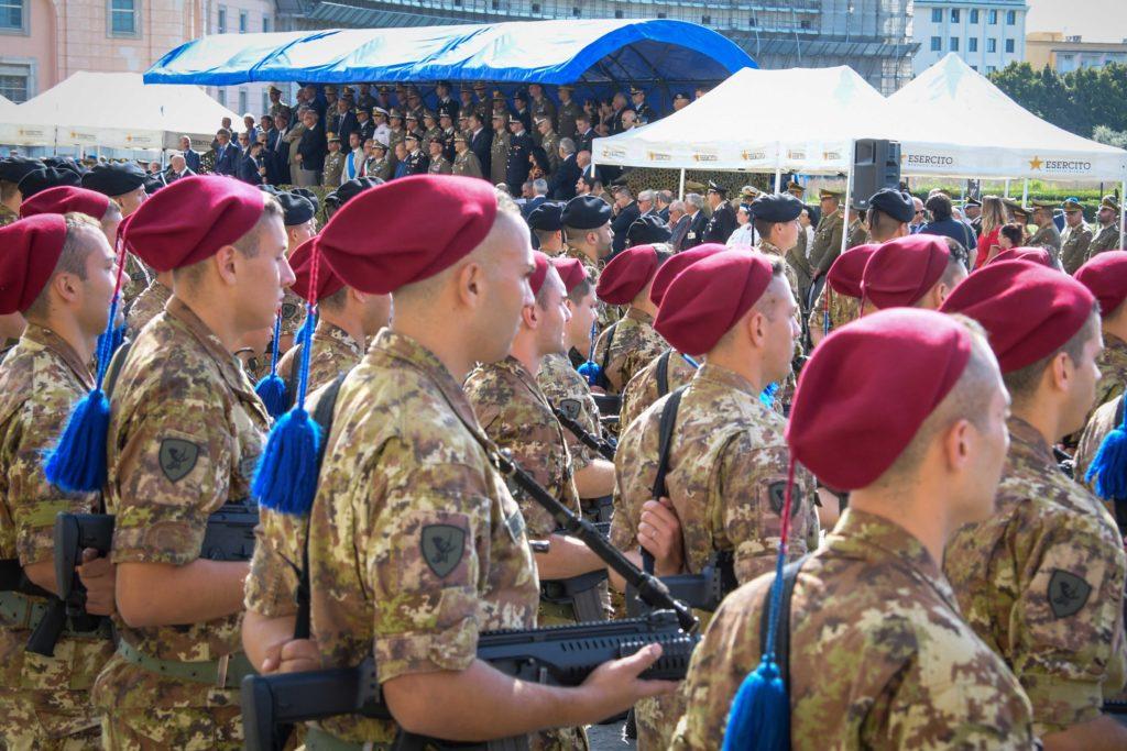 i bersaglieri 1024x683 VENTENNALE DELL'INGRESSO IN KOSOVO DEL CONTINGENTE ITALIANO ALLA PRESENZA DEL CAPO DI STATO MAGGIORE DELLESERCITO
