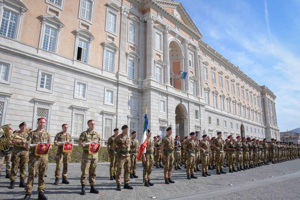 i reparti schierati 1024x683 VENTENNALE DELL'INGRESSO IN KOSOVO DEL CONTINGENTE ITALIANO ALLA PRESENZA DEL CAPO DI STATO MAGGIORE DELLESERCITO