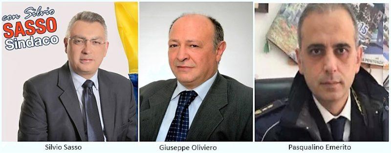 sasso g.oliviero.emerito SESSA AURUNCA: EMERITO SI PREPARA AD UNA EXIT STRATEGY DOPO GLI SCHIAFFONI PRESI DALL'ANAC...NEL SILENZIO DI SILVIO SASSO & CO.