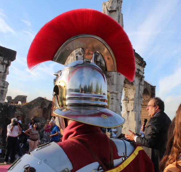 spartac 5 GIORNATE EUROPEE DEL PATRIMONIO, SUCCESSO PER GLI EVENTI A SANTA MARIA CAPUA VETERE