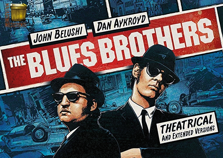 """the blues brother trezzani 5 """"THE BLUES BROTHERS"""": IL CULT ANNI '80 INTRAMONTABILE"""