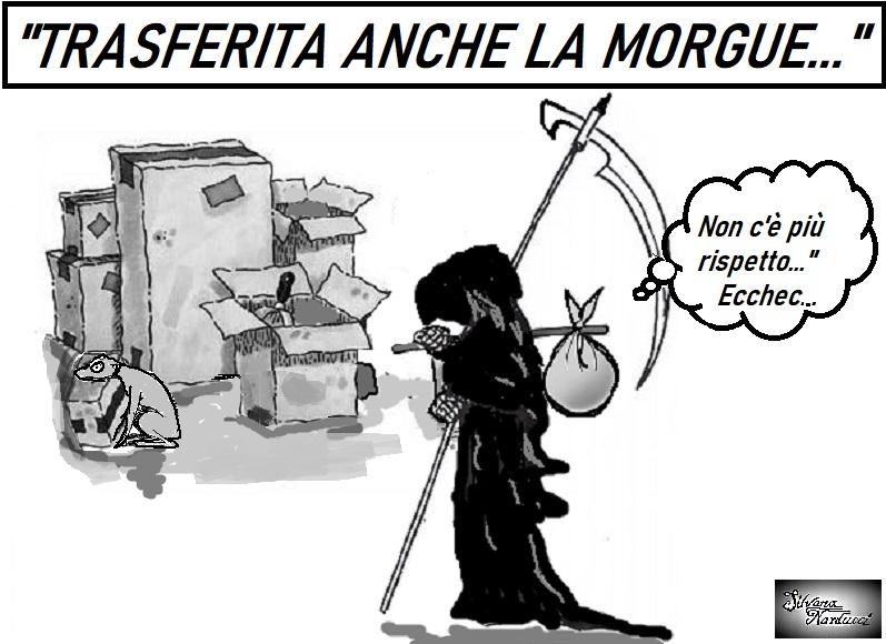 trasferita morgue 30.09.19 OSPEDALE, COMMISSARI & COMUNICATI…