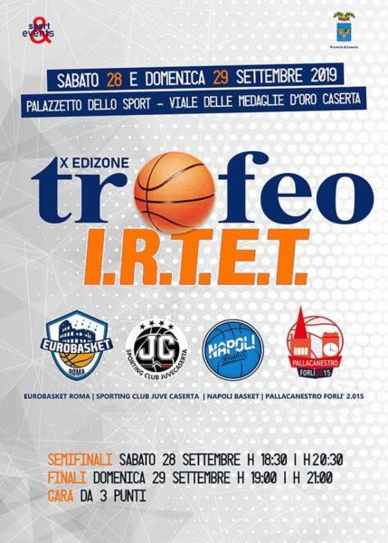 trofeo irtet X TROFEO IRTET: INGRESSO GRATUITO