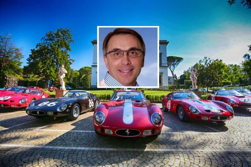8 raduno Ferrari Recale 02 MOTORI & TERRITORIO: VIII RADUNO FERRARI A RECALE