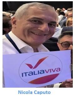 CAPUTO ITALIA VIVA I SESSANI ALLA LEOPOLDA10 DI MATTEO RENZI...CONTINUANO LE GRANDI MANOVRE DI RICOLLOCAZIONE DEI PIDDINI!