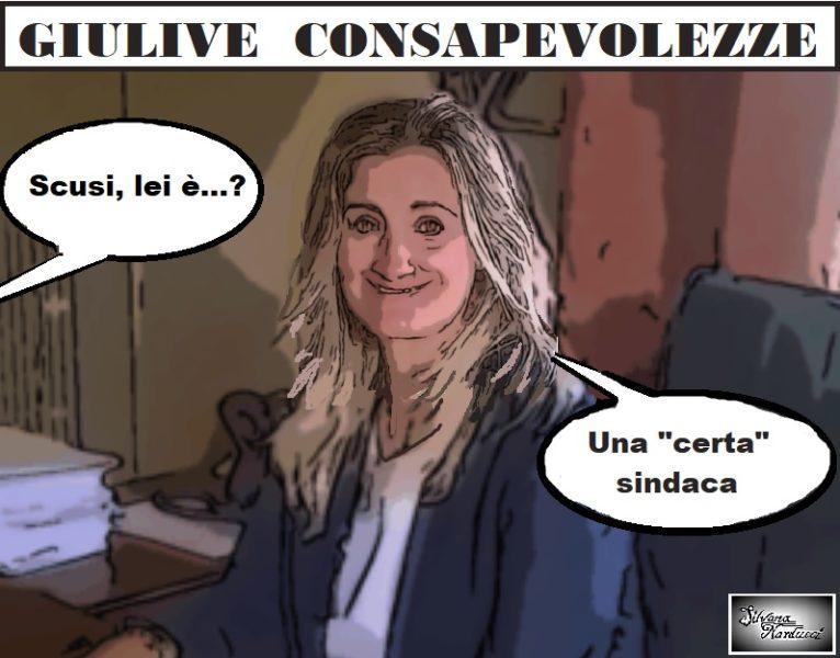 CERTA SINDACA CRISTINA COMPASSO E LA SAGRA DEGLI HASHTAG