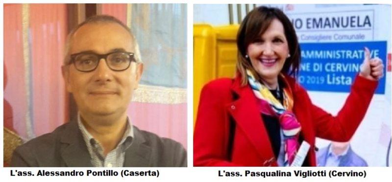 CERVINO assessore Pasqualina Vigliotti 2 ARREDO URBANO, ORDINE E BELLEZZA: CERVINO 10 – CASERTA 0