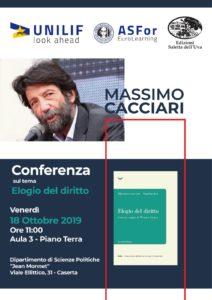 Cacciari 212x300 CONFERENZA CON MASSIMO CACCIARI AL DIPARTIMENTO DI SCIENZE POLITICHE JEAN MONNET