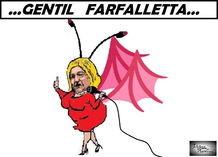 GENTIL FARFALLETTA 09.10.19 OSPEDALE, DOTTA RELAZIONE SU FISCHI PER FIASCHI...