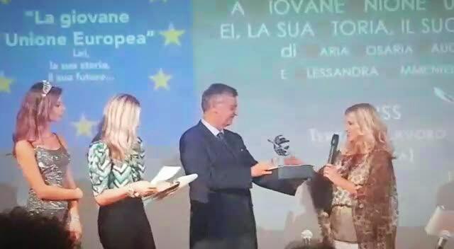 """IST.TERRA LAVORO VIII EDIZIONE INTERNATIONAL TOUR FILM FESTIVAL: L'ISTITUTO """"TERRA DI LAVORO"""" VINCE LA SEZIONE CITTADINI D'EUROPA"""