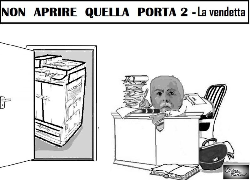 NON APRIRE QUELLA PORTA 03.10.19 SANITÀ NORMANNA, SOSPETTI & PRIVACY…
