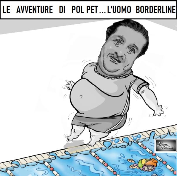 POL PET BORDERLINE 1 LE AVVENTURE DI POL PET...BUGIARDO O DIVERSAMENTE SINCERO...