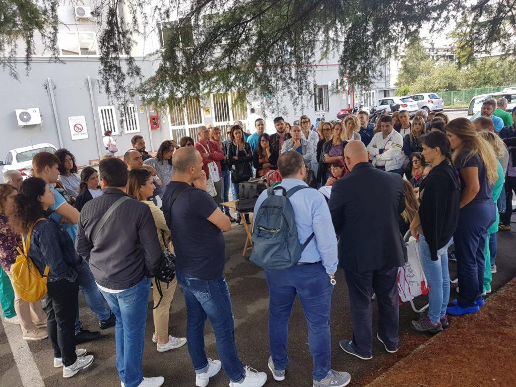 %name LAVORATORI INTERINALI IN PROTESTA: VENERDÌ CONVOCAZIONE IN PREFETTURA