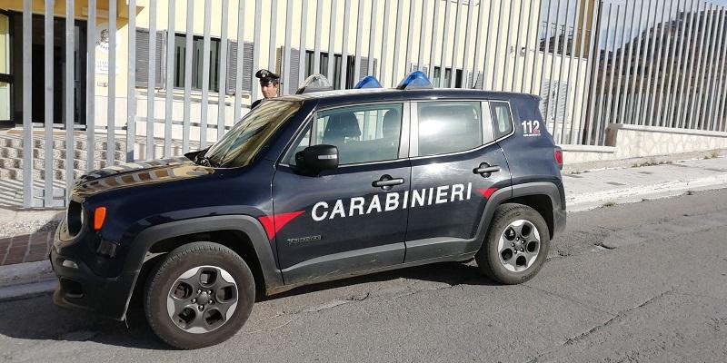 carabinieri isernia CAPRACOTTA (IS), LATITANTE ROMENO RINTRACCIATO DAI CARABINIERI ALTOMOLISANI