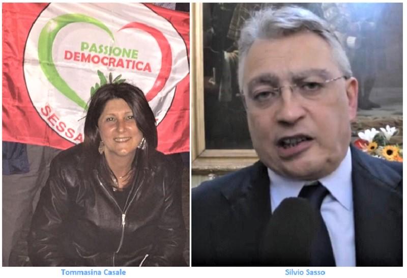 """casale sasso SESSA AURUNCA: DOPO LE DIMISSIONI DELL'ASSESSORA CASALE, ARRIVANO LE """"BOMBE""""!"""
