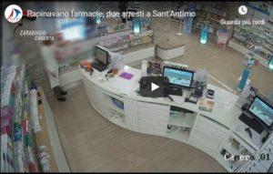 farmacia 300x191 VIDEO   RAPINAVANO LE FARMACIE, IN ARRESTO DUE UOMINI DI SANTANTIMO