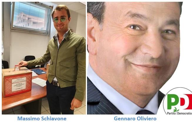 schiavone oliviero SESSA AURUNCA: PROVE TECNICHE DI SCONTRO FRONTALE...LE GRANDI MANOVRE NEL PD SESSANO!