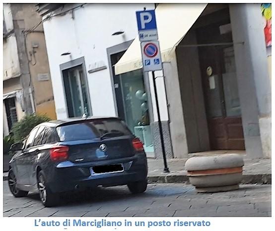 3 1 SESSA AURUNCA, TRAFFICO IN VIA OSPEDALE: I CITTADINI SI LAMENTANO E IL SINDACO PARCHEGGIA IN DIVIETO E VA A ROMA!
