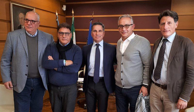 CARRILLO PROVINCIA PROVINCIA DI CASERTA: IL VICEPRESIDENTE CARRILLO INCONTRA I SINDACATI