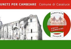 CASALUCE Uniti per Cambiare 300x205 CASALUCE, P.R.G.: UpC CONTRO LA MAGGIORANZA VERGOGNATEVI