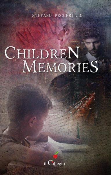 %name ARRIVA IL THRILLER DI STEFANO PECCERILLO CHILDREN MEMORIES