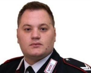 Emanuele Reali vicebrigadiera morto Caserta 2 300x242 CERIMONIA INTITOLAZIONE STRADA A EMANUELE REALI, IL PROGRAMMA