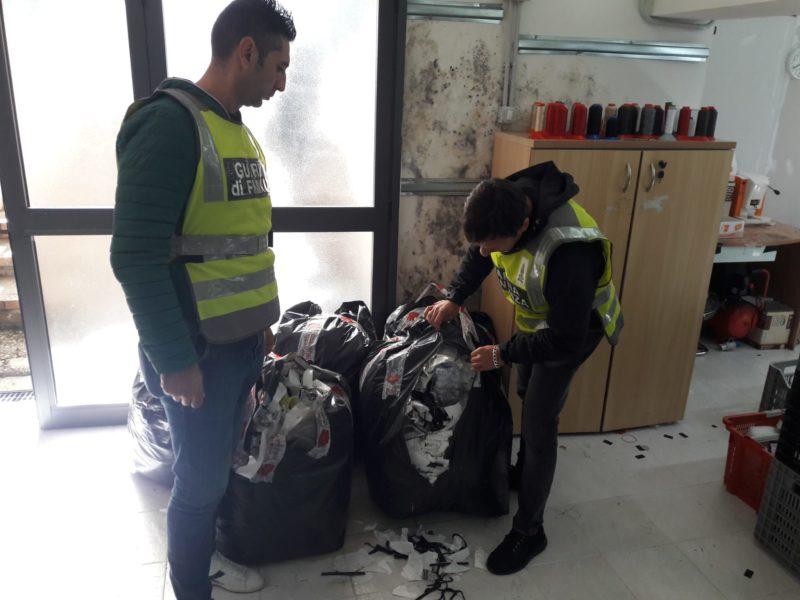 GAOQ3138 SMALTIMENTO ILLECITO DI RIFIUTI SPECIALI, due denunce