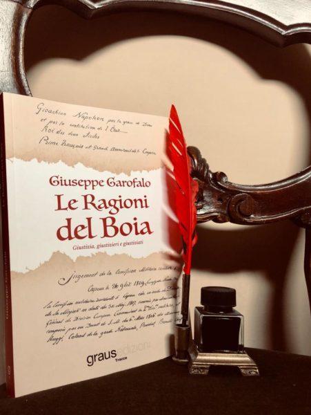 """IMG 20191030 WA0018 """"LE RAGIONI DEL BOIA"""", IL LIBRO DI GIUSEPPE GAROFALO ALLUNIVERSITÀ """"LUIGI VANVITELLI"""""""