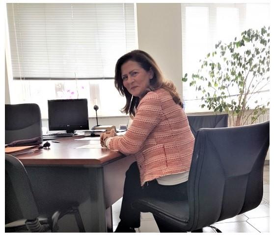 La dott.ssa Maria Laura Forte ECCELLENZE AURUNCHE NELLA GIORNATA CONTRO LA VIOLENZA SULLE DONNE: CI SARÀ LA SESSANA DOTT.SA MARIA LAURA FORTE ALLINIZIATIVA ORGANIZZATA PRESSO IL CARCERE DI CARINOLA