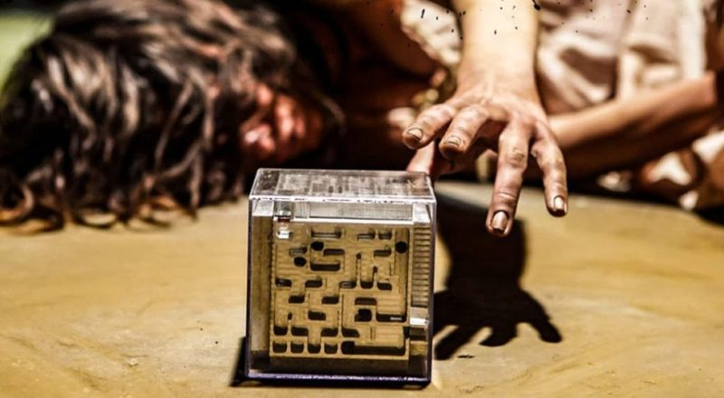 """Luomo del labirinto di Donato Carrisi 3 """"L'UOMO DEL LABIRINTO"""": LA SECONDA PROVA DI DONATO CARRISI ALLA REGIA"""