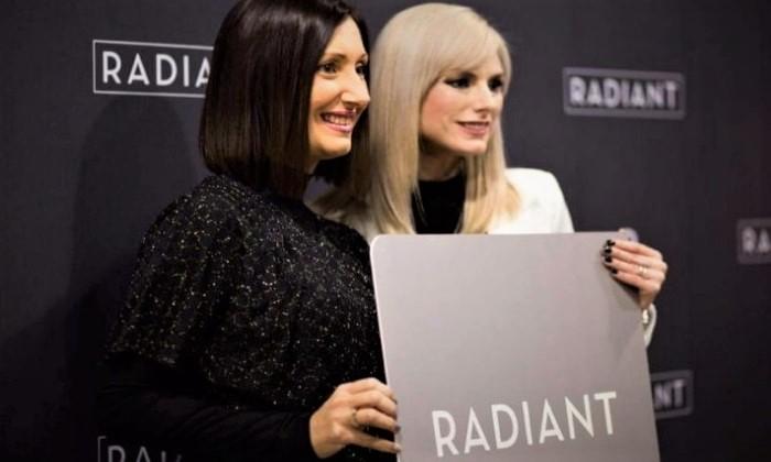 Marianna Tufaro e Celeste Gonzales RADIANT CONFERENCE, IL CONVEGNO DI CELEBRATION ITALIA: DAGLI STATI UNITI PER PARLARE DI DONNE ALLE DONNE