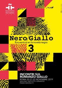 NeroGiallo 2019 212x300 LETTERATURA NOIR, TERZA EDIZIONE DI NERO/GIALLO