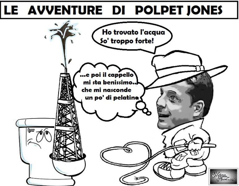 POLPET JONES POLPET ALLA RICERCA DEL POZZO… PERDUTO