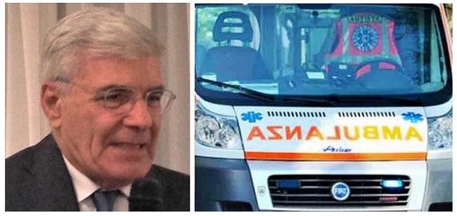 Paolo Ficco Presidente nazionale Saues 118 Sindacato Autonomo di Urgenza Emergenza  ASL E LA NOSTRA SALUTE TUTTO IN MANO 'A CIORTA
