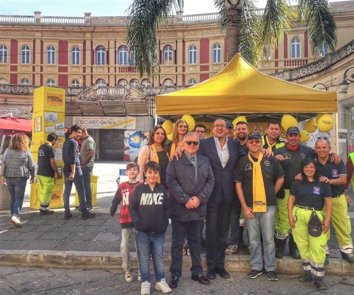 Protezione Civile PIANO DI PROTEZIONE CIVILE: SANTA MARIA CAPUA VETERE USUFRUIRÀ DEI FONDI REGIONALI