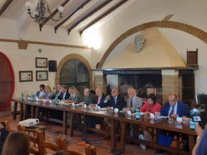 Tavolo lavoro Forum 12 Settembre 300x225 CELLOLE: QUESTO POMERIGGIO IL SEMINARIO DI LAVORO