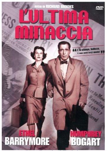 """Ultima Minaccia  4f8eb82354d73 """"L'ULTIMA MINACCIA"""": UN INNO AL VERO GIORNALISMO"""