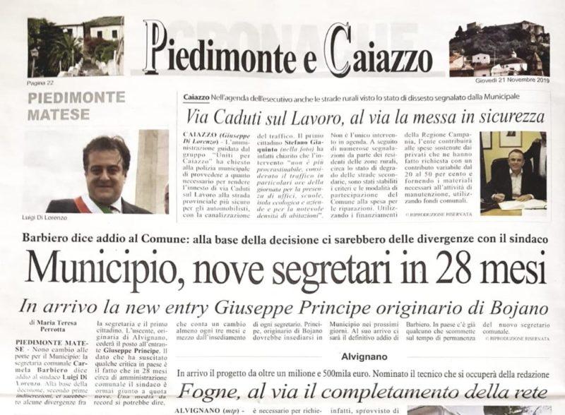%name LUIGI DI LORENZO: LETTERA APERTA ALLORDINE DEI GIORNALISTI