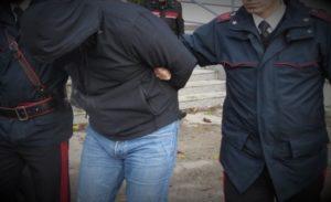 arresti carabinieri 300x183 SPACCIO A SAN POTITO SANNITICO, SCATTANO LE MANETTE PER CINQUE