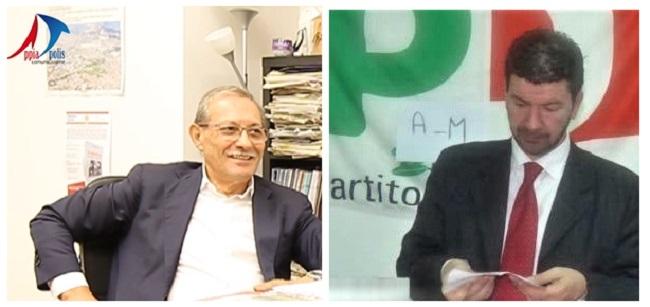 cimmino riserbato PD, DONATO RISERBATO, COMMISSARIO PER IL TESSERAMENTO