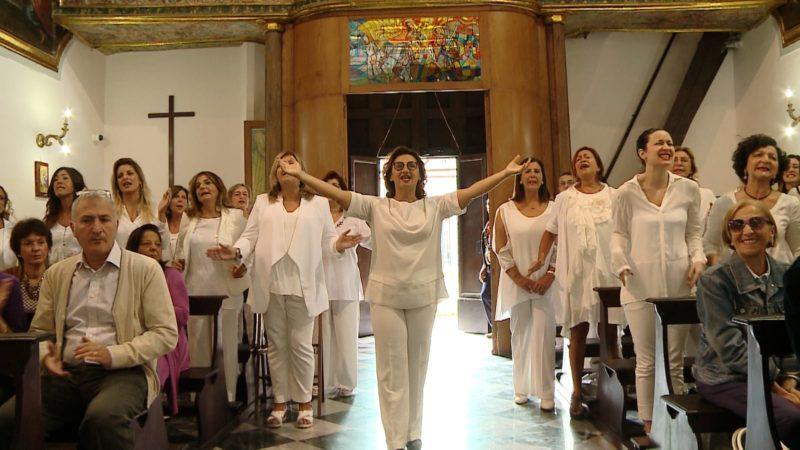 coro6 A POZZUOLI ÈTEMPO DI GOSPEL: CONCERTO CORO EYAEL