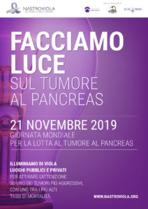 facciamo luce 2019 212x300 A SAN NICOLA FACCIAMO LUCE SUL TUMORE AL PANCREAS