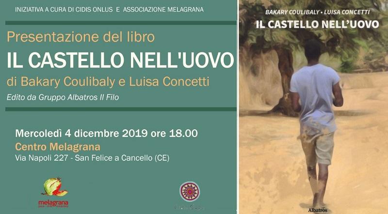 %name IL CASTELLO NELLUOVO: IL RACCONTO DI 19 MESI DI VIAGGIO DAL MALI ALLITALIA OGGI A SAN FELICE A CANCELLO